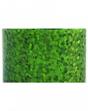 Фольга переводная (зеленая)