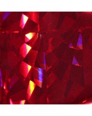 Фольга переводная (красная)