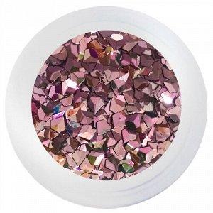 Глиттер 3D алмаз 05