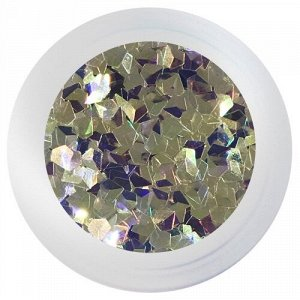 Глиттер 3D алмаз 03