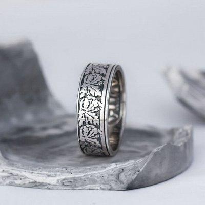 Серебряные украшения, изготовленные вручную именно для вас — Кольцо #6