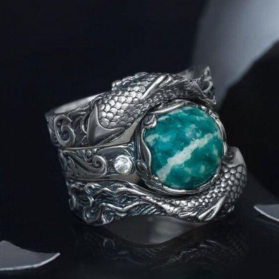 Серебряные украшения, изготовленные вручную именно для вас — Кольцо #1