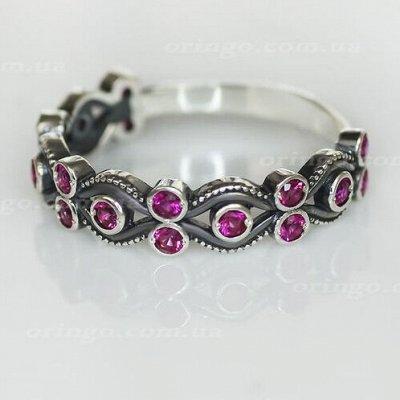 Серебряные украшения, изготовленные вручную именно для вас — Кольцо #10