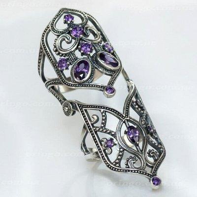 Серебряные украшения, изготовленные вручную именно для вас — Кольцо #2