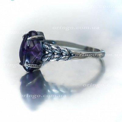 Серебряные украшения, изготовленные вручную именно для вас — Кольцо #7