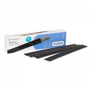 Сменные файлы-чехлы для пилки прямой пап мам Staleks Pro Expert Pap mam 100 грит, 50 шт.