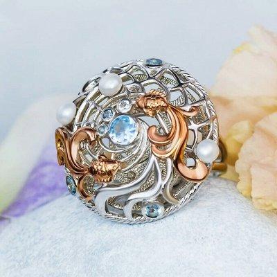 Серебряные украшения, изготовленные вручную именно для вас
