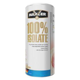 MAXLER 100% ISOLATE Изолят сывороточного протеина, 450 гр