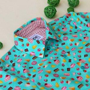 Рубашка «Сладкоежка»