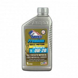 Масло моторное синтетическое SAE 0W-20 SN PLUS (1 л)
