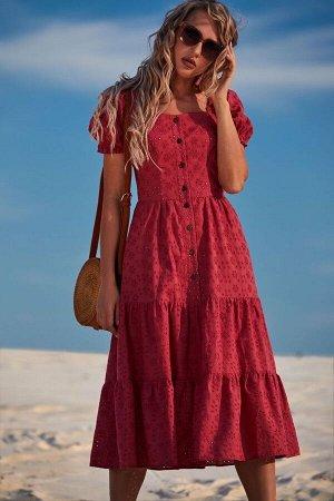 Платье Golden Valley 4720 красный