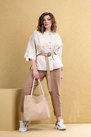 Блуза, брюки, куртка Deesses 3048