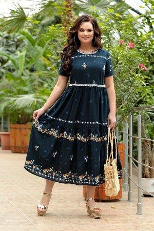 Платье Takka Plus 19С027