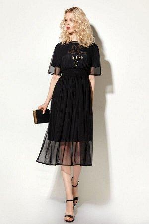 Платье Prio 713690 черный