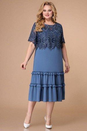 Блуза, сарафан Svetlana-Style 1504 синий