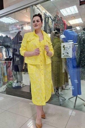 Жакет, платье Shymoda 225-12
