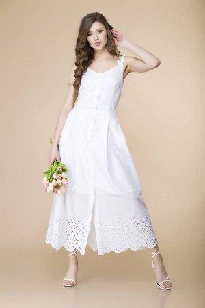 Платье Romanovich Style 1-2138 белый