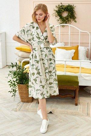 Платье Lokka 775 принт_цветы