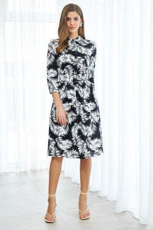 Платье AYZE 2004 черно-белый