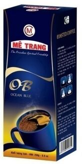 "Кофе МОЛОТЫЙ ""Me Trang"" Ocean Blue 250 г"