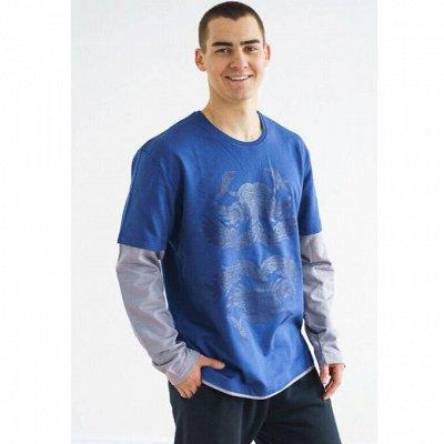 Мужская одежда (футболки, брюки, джемпера) — Толстовки, джемпера
