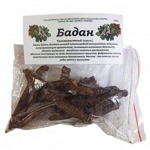 Бадан корень (100гр.)