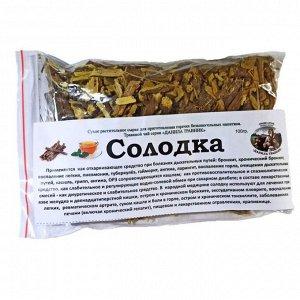 Солодка корень (100 гр.)