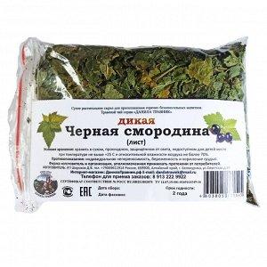 Черная смородина дикая (лист) (60гр.)
