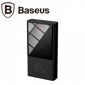 Внешний Аккумулятор Power Bank Baseus Super Mini / 10000mAh, 22.5W