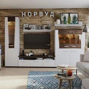 Норвуд 13 (гостиная) Шкаф для посуды