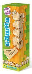Настольная играБашня (Дженга) с заданиями для детей