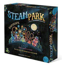 Настольная игра Паропарк (Steam Park)