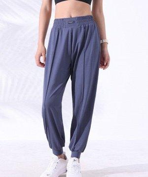 Женские спортивные брюки, цвет синий