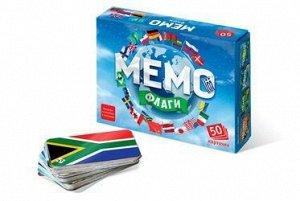 Настольная игра Мемо Флаги (7890)