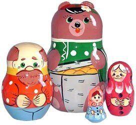 Нескучные игры. Настольные игры, пазлы, развивающие игрушки — Русские народные игрушки