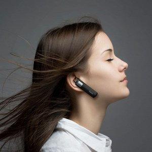 Беспроводная гарнитура наушник HOCO E37 Gratified, Bluetooth, 170 мАч, черный, Hands-free
