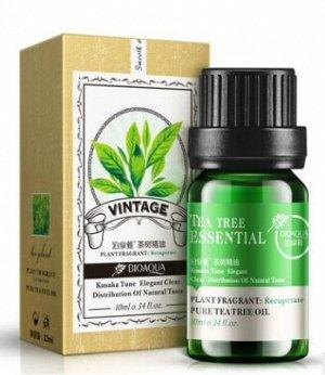 Эфирное масло чайного дерева Bioaqua Skin Essential Pure Tea Tree Oil 10мл