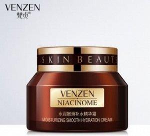 Крем для лица с ниацинамидом, питательный VENZEN,, 50 мл
