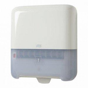 Диспенсер для полотенец в рулонах бесконтактный TORK (Система H1), Matic, белый, 551000