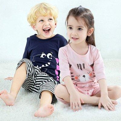 Любимый — Китенок 🐳 Детская одежда + Family look — Ясельный трикотаж * Рост 74-104 см