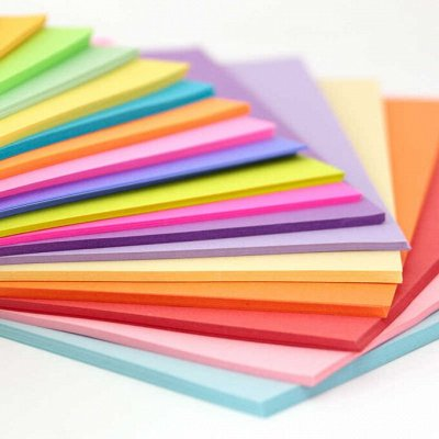 Канцелярия. Все для дома офиса и школы — Бумага для печати, цветная бумага, альбомы и цветной картон