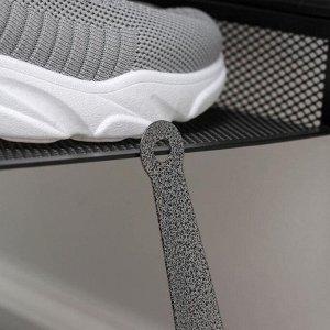 Ложка для обуви, 30х5 см, металл
