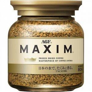 Кофе РАСТВОРИМЫЙ AGF Maxim 80 гр ст/б