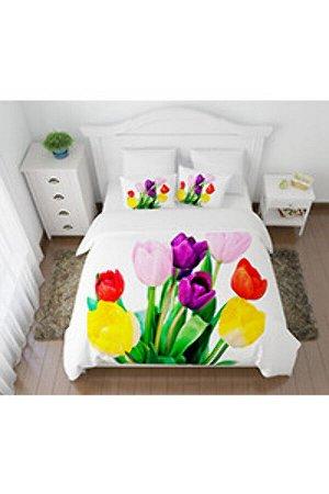 Комплект постельного белья семейный #261657