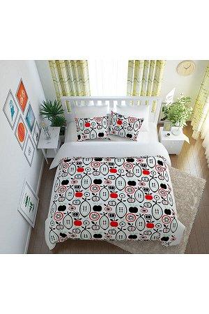 Комплект постельного белья семейный #261659