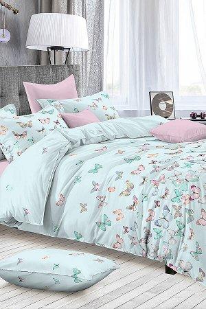 Комплект постельного белья 1,5-спальный #287303
