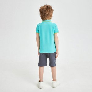 Джемпер-поло для мальчика