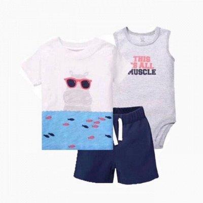 Солнцезащитная одежда для детей — Одежда для мальчиков