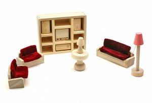 Мебель для домика Гостинная