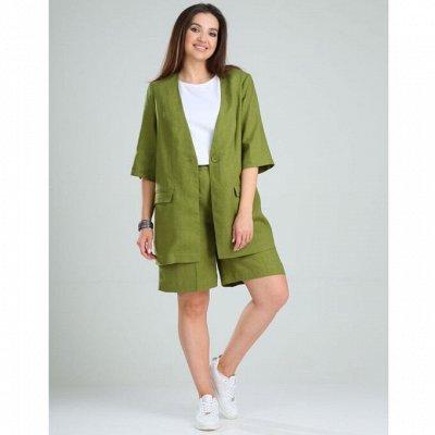 Ave Rara-3. Женственная одежда из Белоруссии до 60 размера — MALI. 100% лен. Акция на все